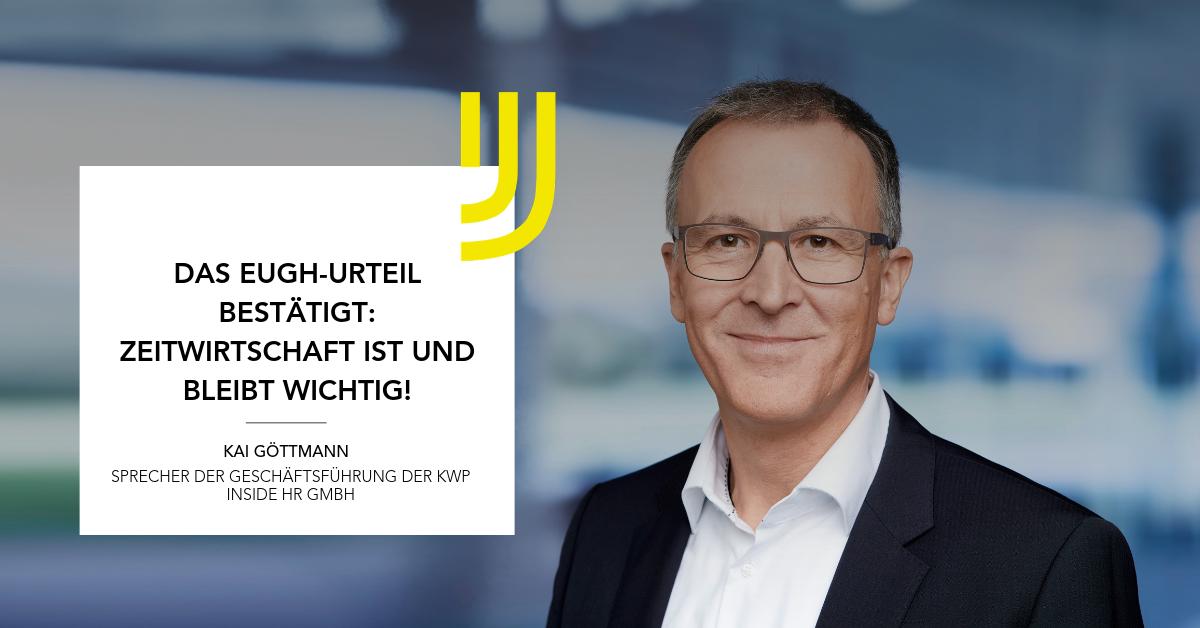Kai Göttmann_Vertrauensarbeitszeit_SAP_Fiori Zeiterfassungs-App